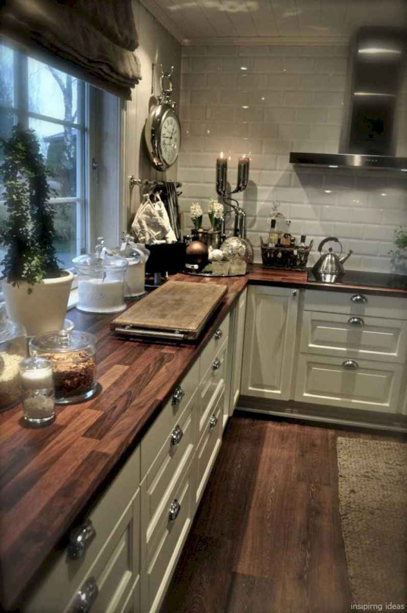 41 beautiful farmhouse kitchen decor ideas