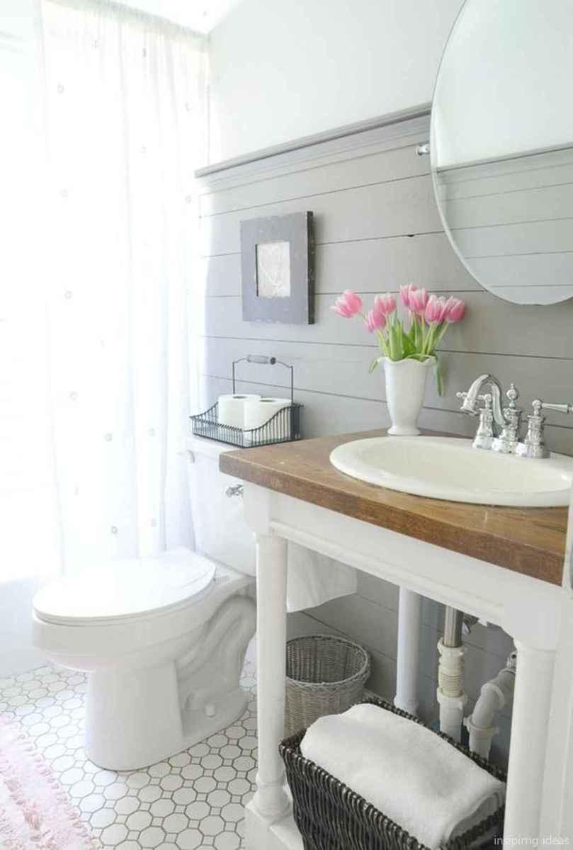 45 fabulous modern farmhouse bathroom vanity ideas