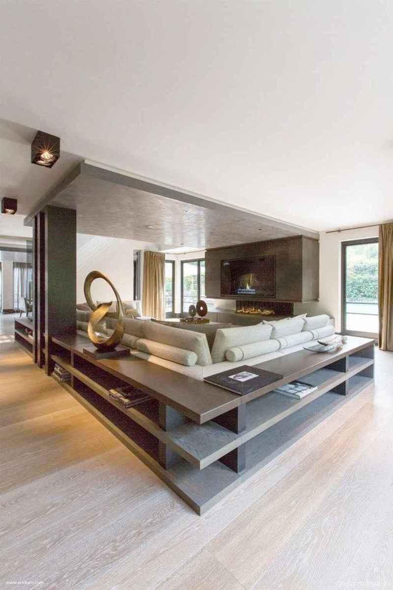 48 luxurious modern living room decor ideas