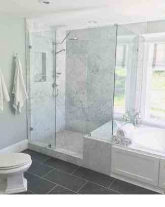 50 modern farmhouse small bathroom wall color ideas 12