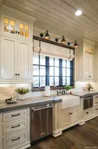 61 best modern farmhouse kitchen cabinets ideas