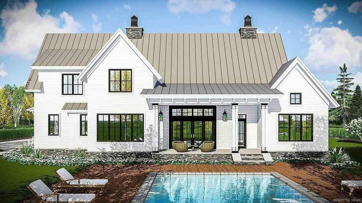 70 affordable modern farmhouse exterior plans ideas 18