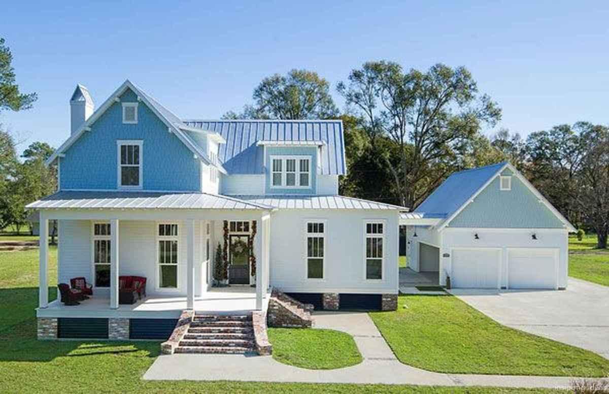 70 affordable modern farmhouse exterior plans ideas 49