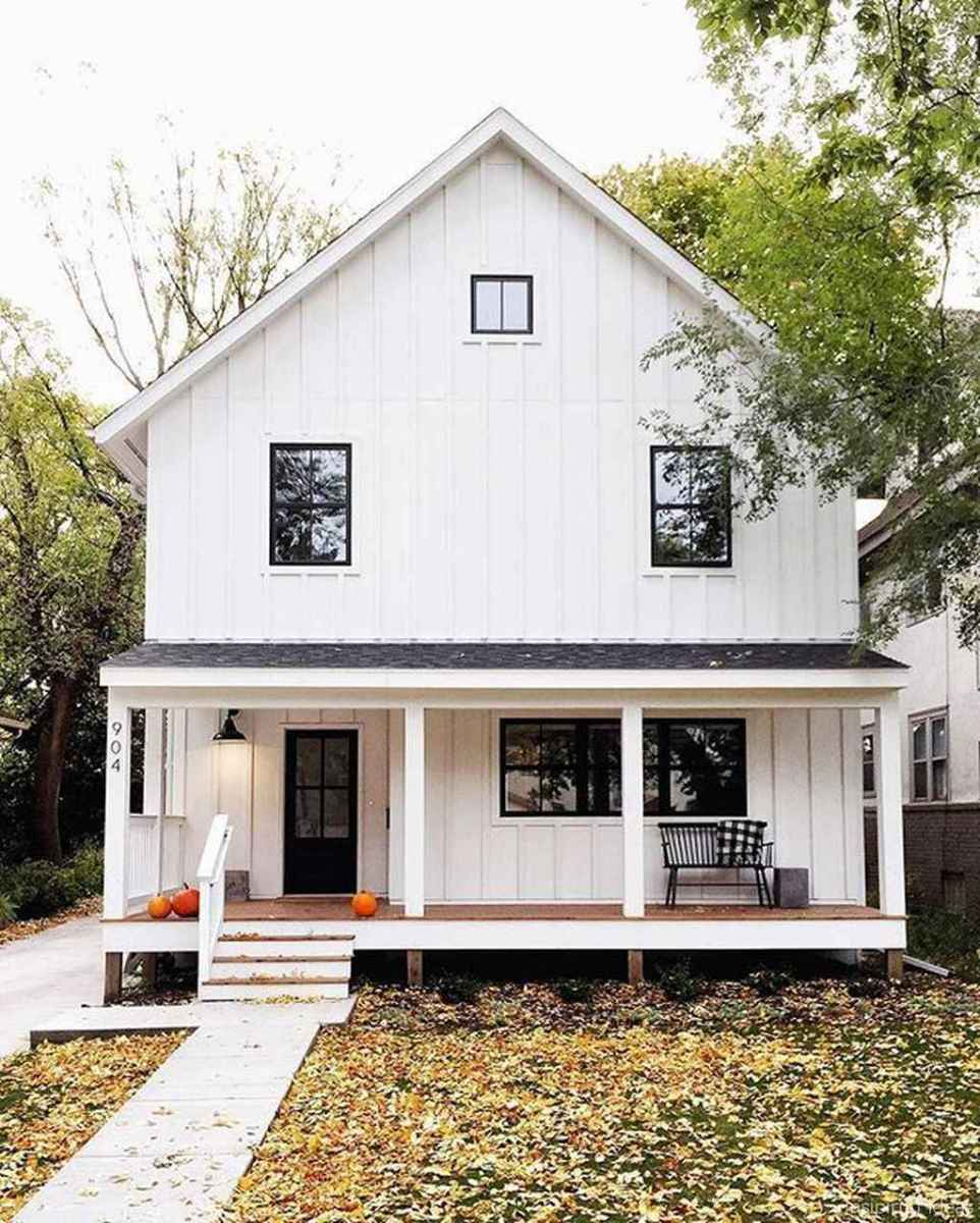 70 affordable modern farmhouse exterior plans ideas 68