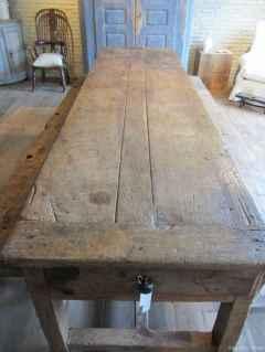 Awesome farmhouse kitchen table design ideas 27