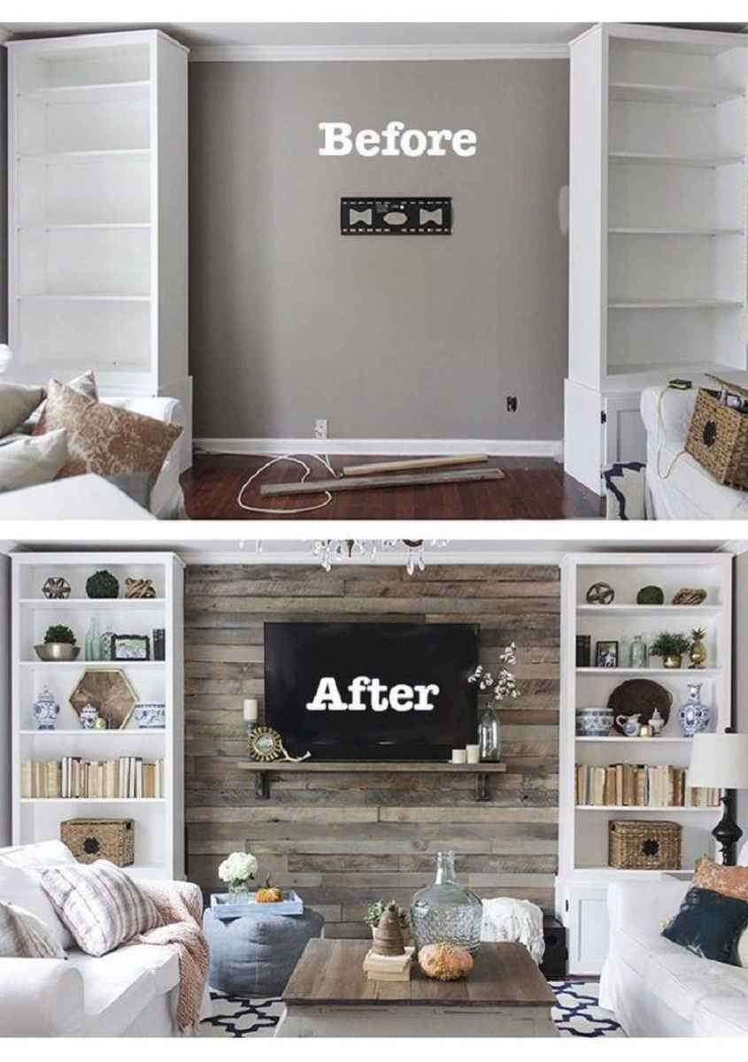 Cozy modern apartment living room decorating ideas on a budget 55