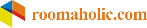 Roomaholic logo