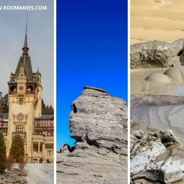 top 10 destinations de voyage en Roumanie