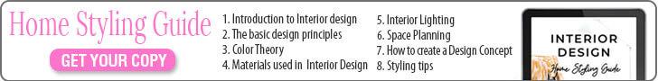 Interior Design - Home Style Guide