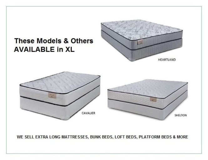 Twin Xl And Full Mattresses Extra Long