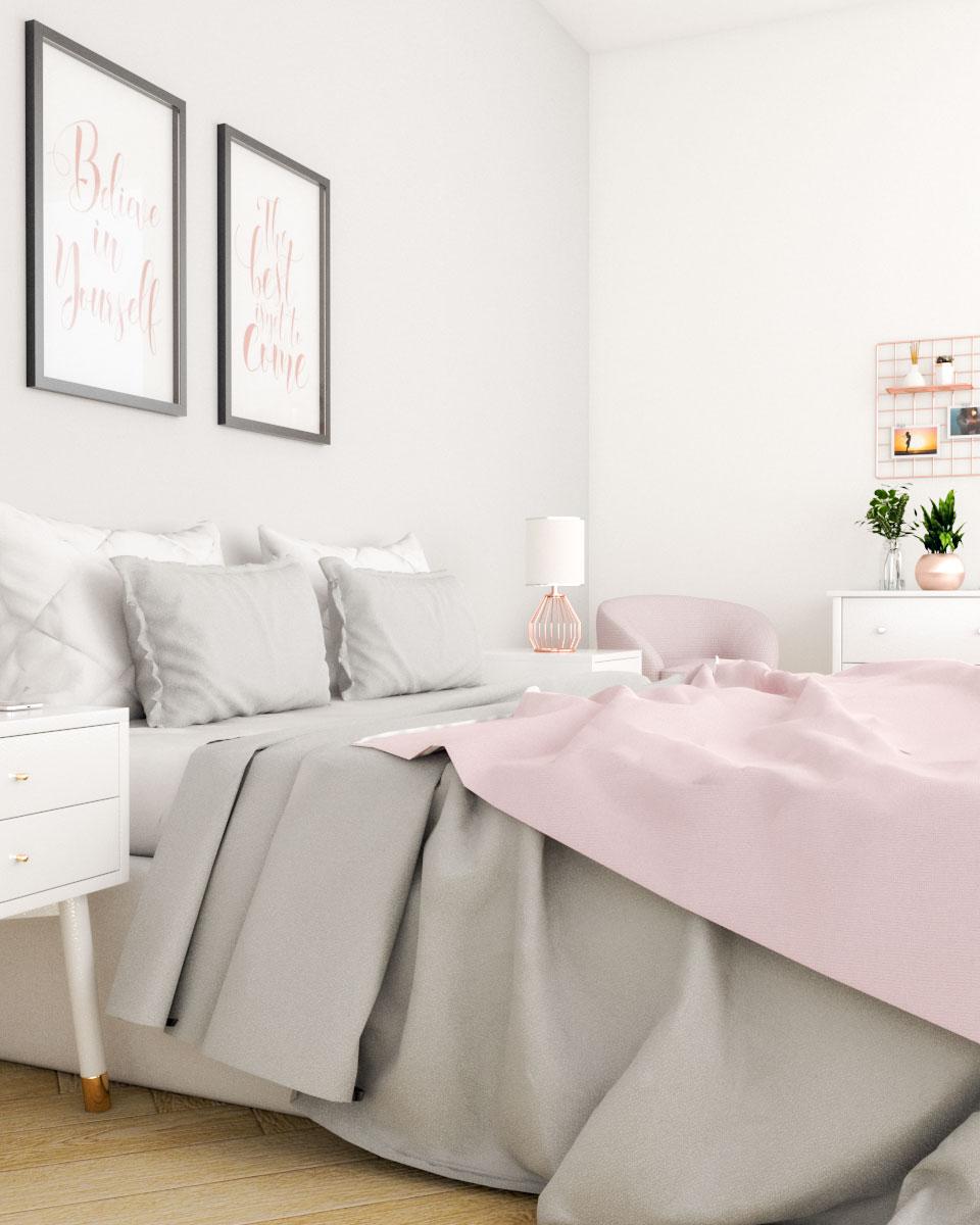 5 beautiful woman bedroom ideas