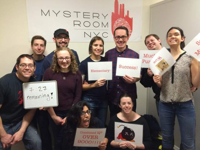Escaped Mystery Room NYC - Chapter 1: Penthouse 116