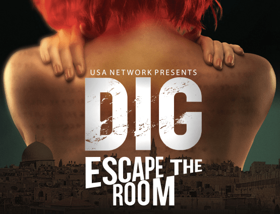 USA DIG Room Escape