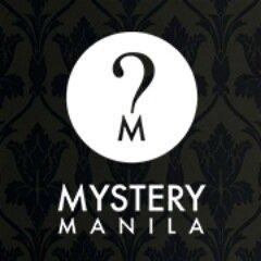 Mystery Manila Logo