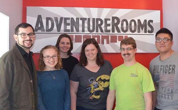 Adventure Rooms Penrose Dream Room Escape Artist