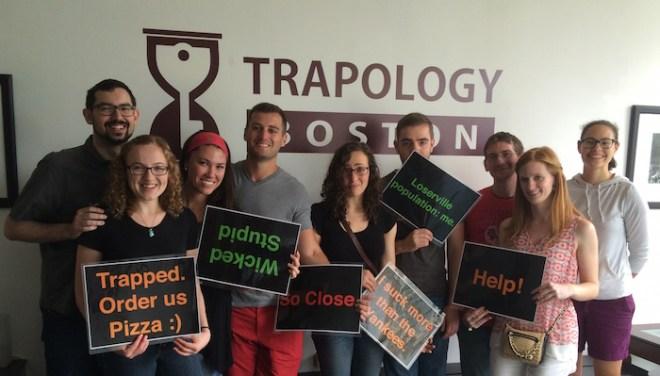 Trapology Boston - Drunk Tank