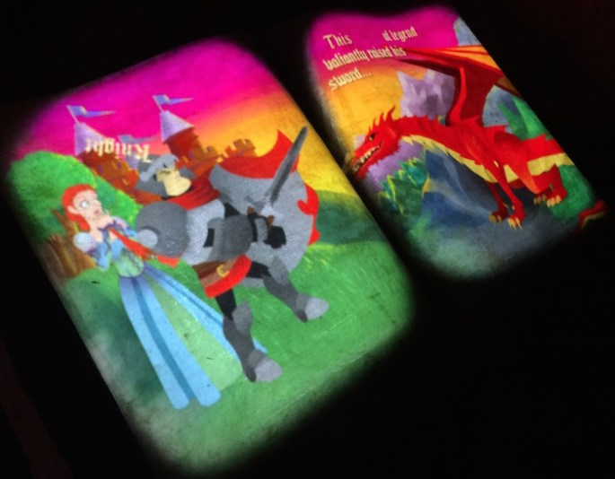5Wits Drago's Castle Story Book