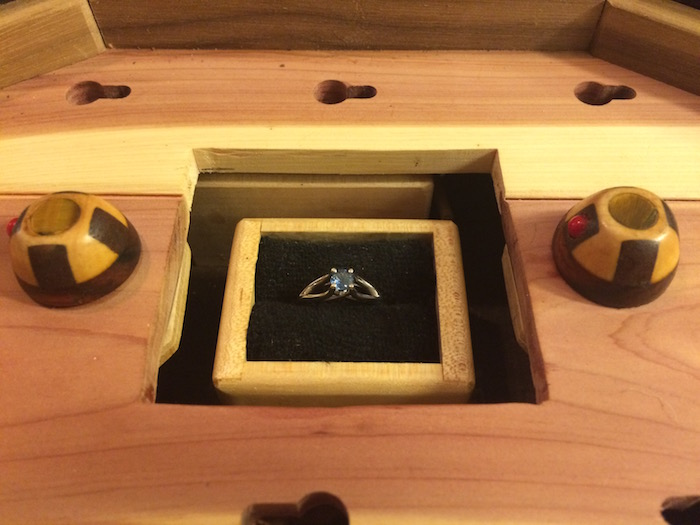 14 - Ring Revealed