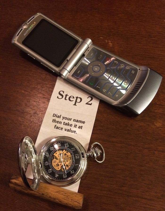 8 - Step 2 Scroll