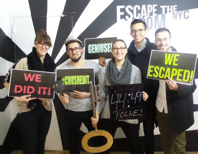 Escape The Room NYC - The Home