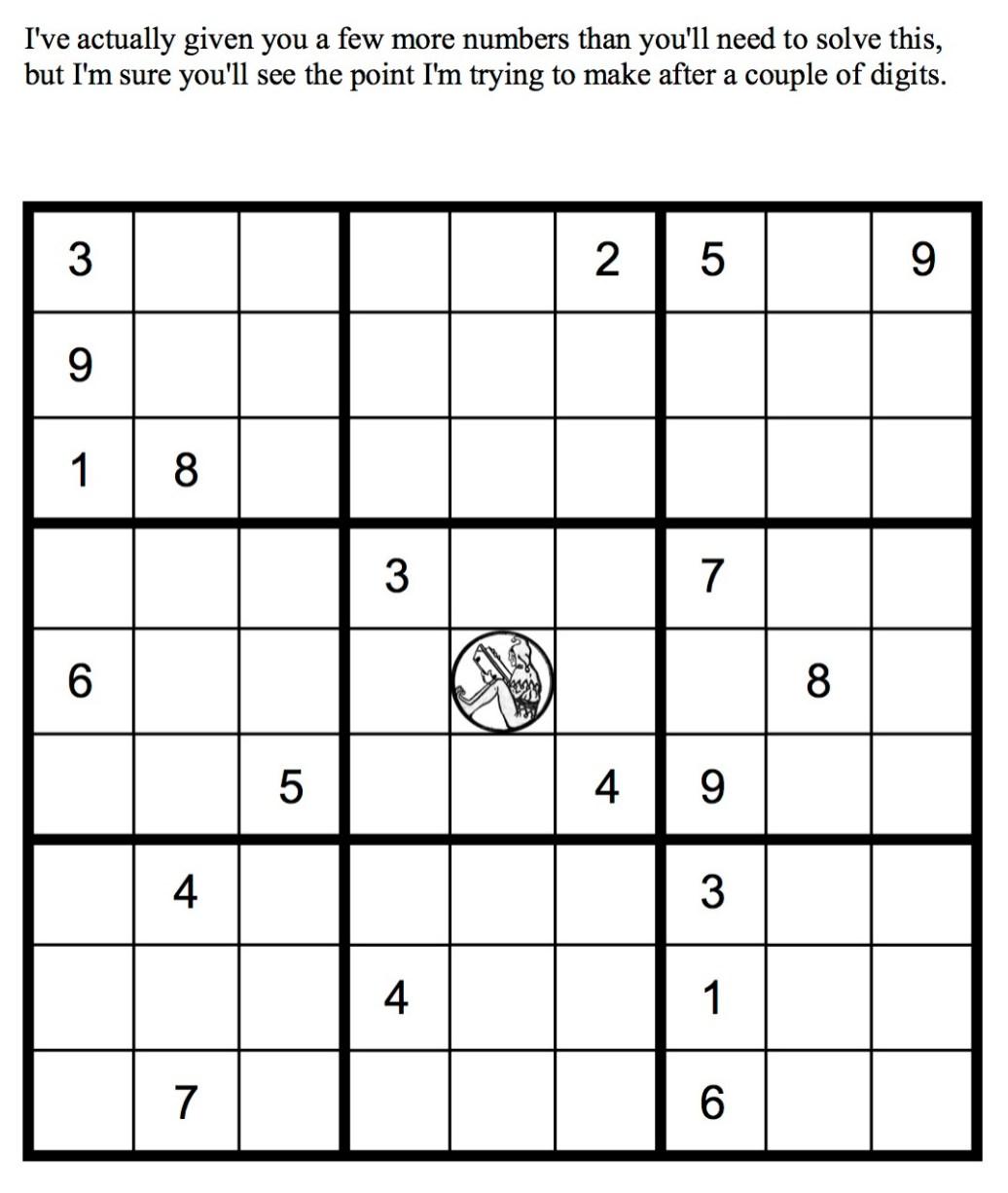 EPP Sudoku Toybox Puzzle