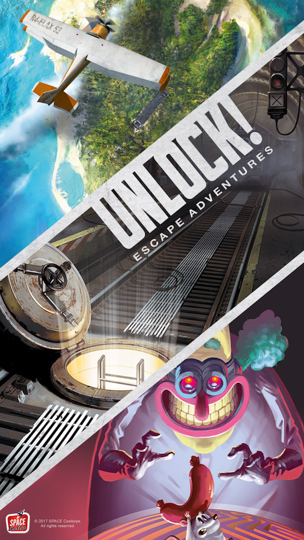 Unlock Box Art