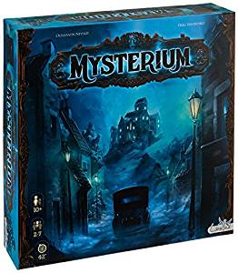 Mysterium box art.