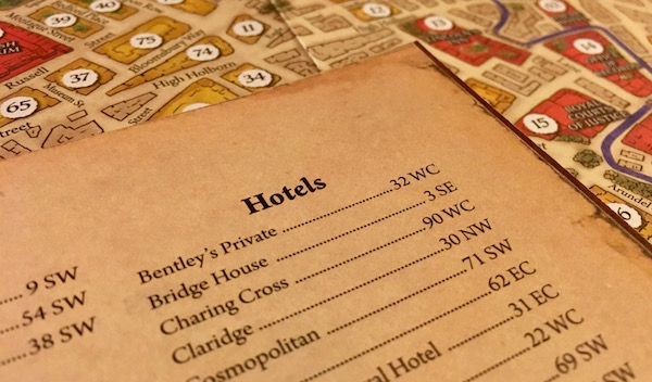 The Hotels directory.