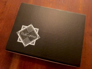 The black Post Curious box.