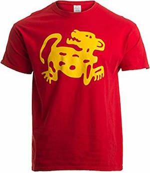 Red Jaguars shirt