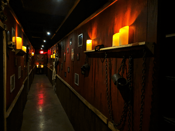The 13th Hour Hallway