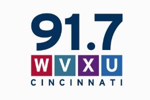 91.7 WVXU Cincinnati logo