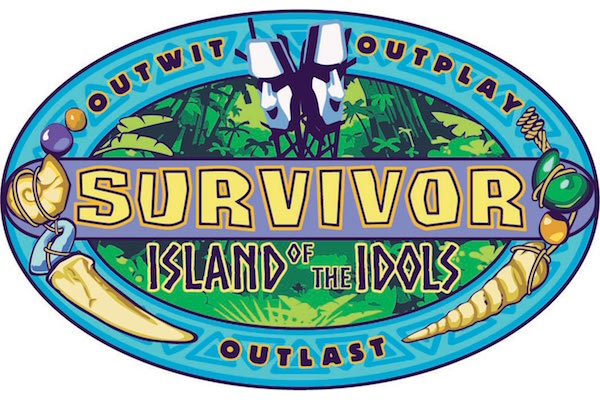Survivor Island of the Idols logo