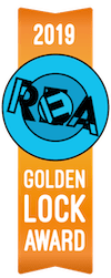 Small 2019 Golden Award Ribbon