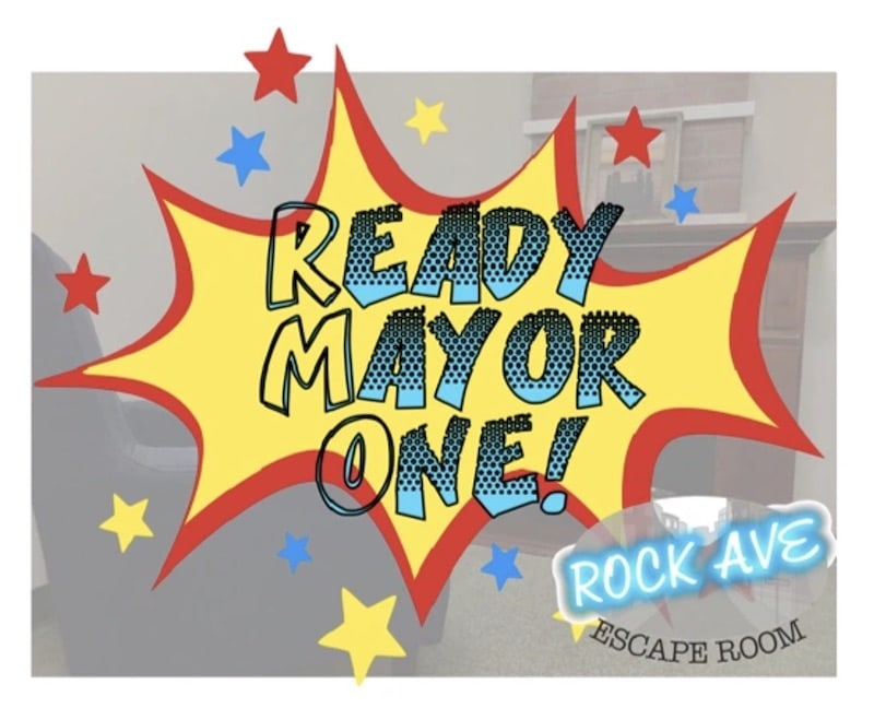 Ready Mayor One! logo.