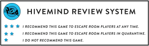 REA's hivemind review scale - 3 is recommended anytime, 2 recommended in quarantine, 1 is not recommended.