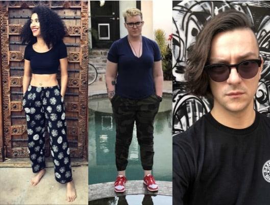 Kim, Ari, and David from Sweet Baby Inc.