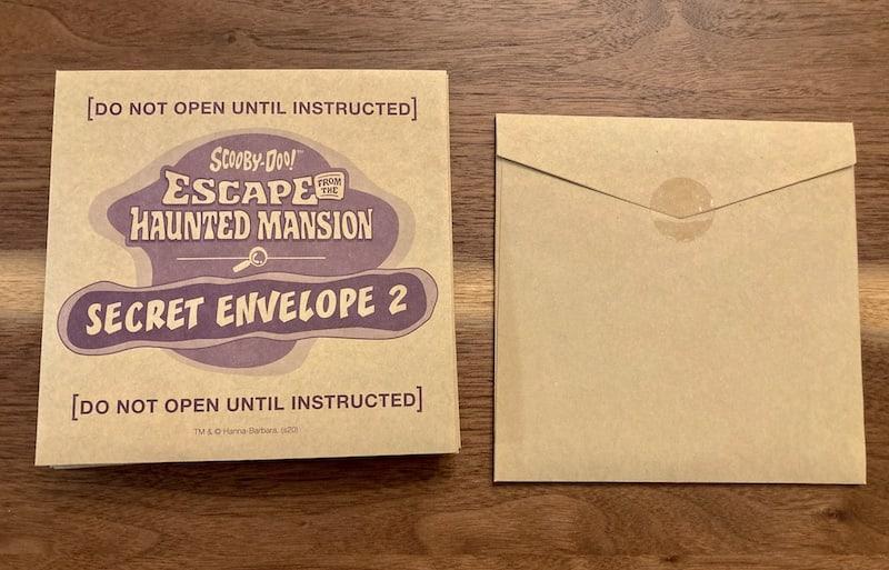 Secret Envelopes.