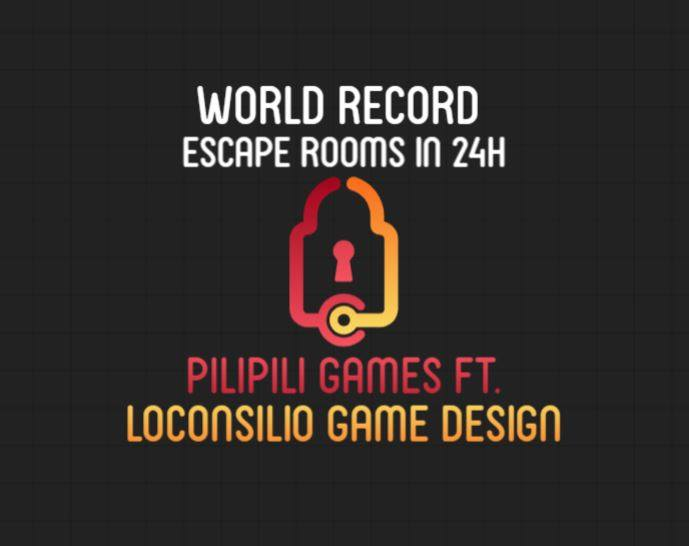 World Record attempt logo.