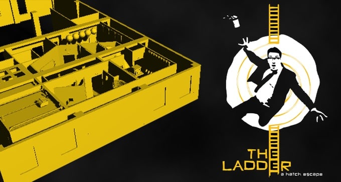 Teaser image for the Ladder depicts a rendering of the game.