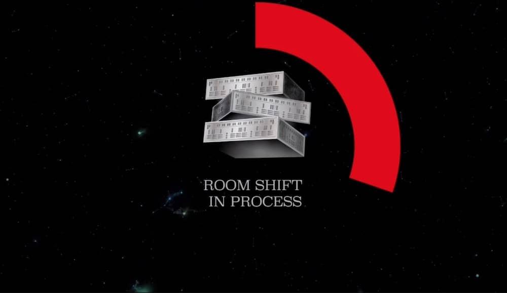 Rubix room shift illustration.