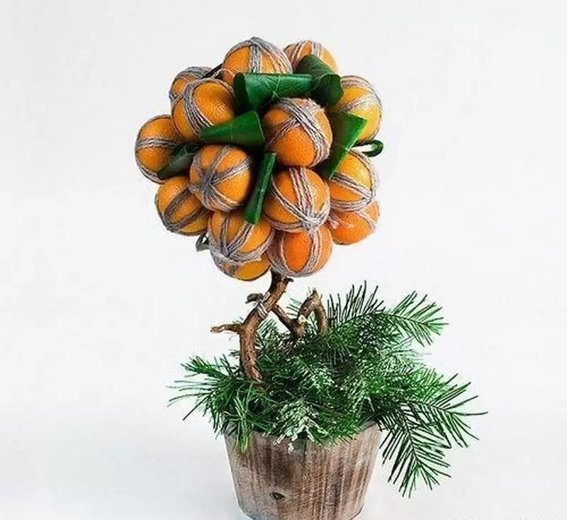 Topiary จากแมนดาริน