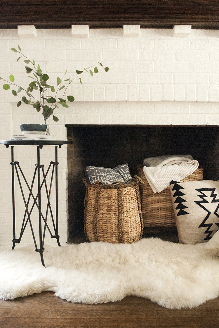 Room for Tuesday | Fireplace