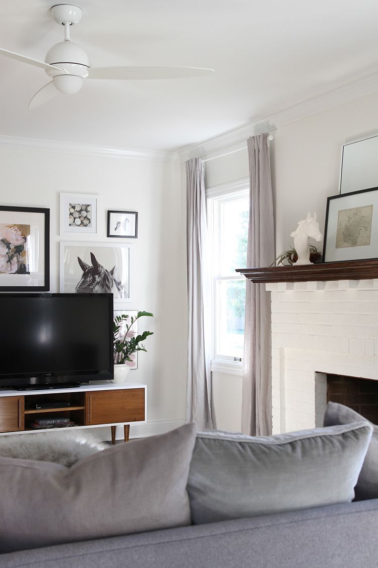 Sarah\'s Living Room - Room For Tuesday