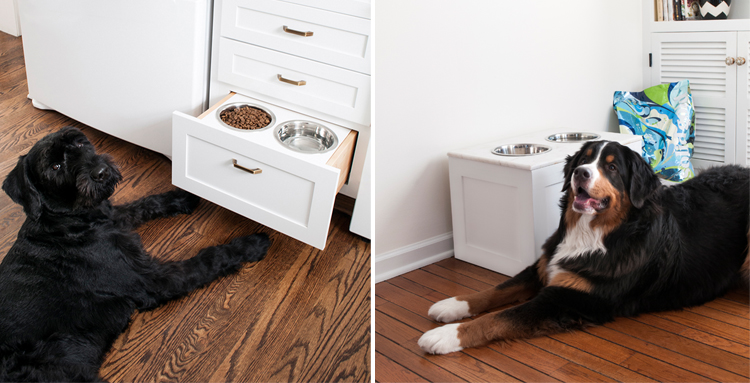 Dog Feeder DIY | Room for Tuesday