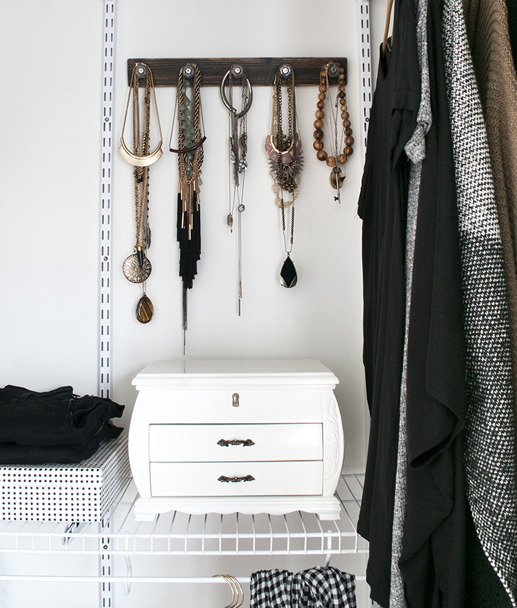 Maximizing Closet Space | Room for Tuesday