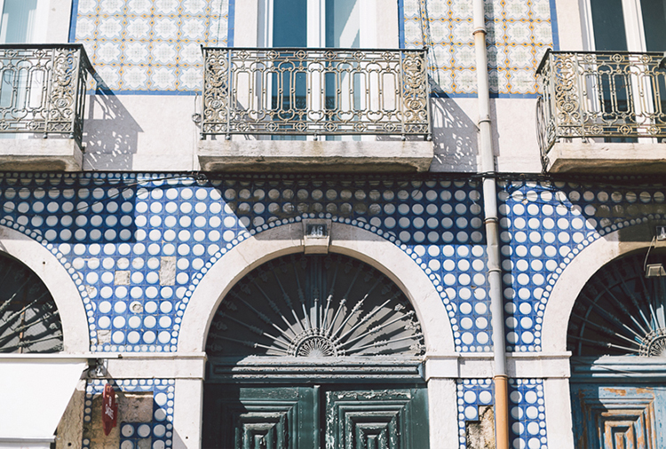 Blue and White Portugal Inspiration