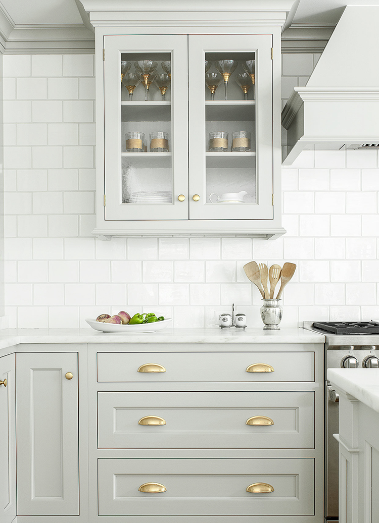 Favorite Brass Kitchen Cabinetry Hardware
