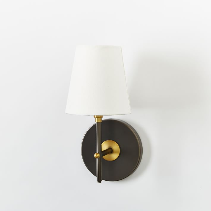 arc-mid-century-sconce-single-antique-bronze-o & arc-mid-century-sconce-single-antique-bronze-o - Room For Tuesday
