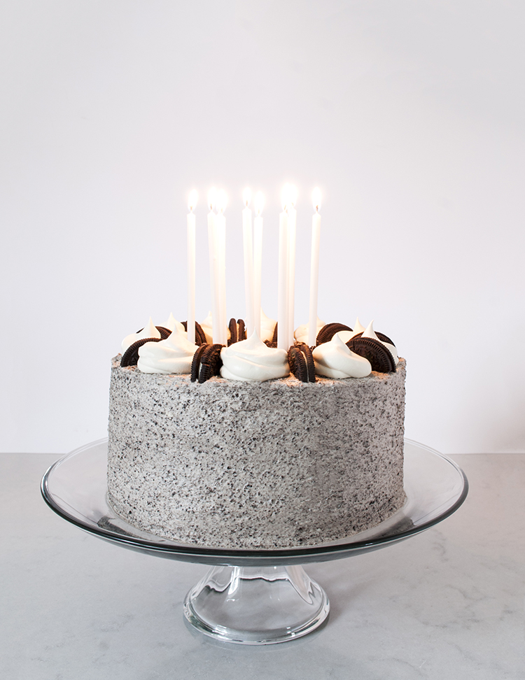 Super Cookies And Cream Birthday Cake Room For Tuesday Funny Birthday Cards Online Hendilapandamsfinfo